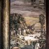 Farnesina, Sala delle Nozze, fragment krajobrazu