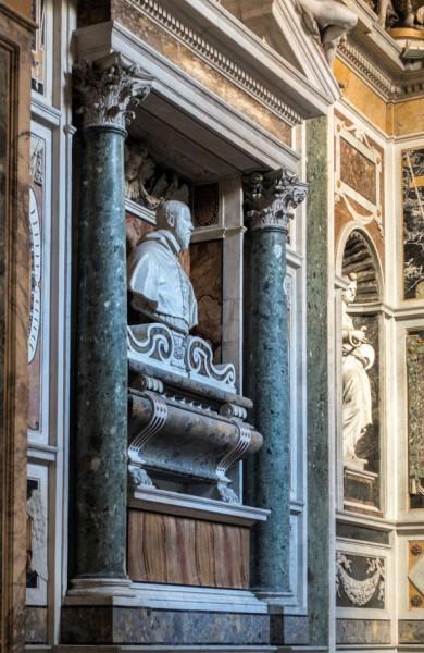 Santa Pudenziana, kaplica rodu Caetani