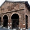 Church of Santa Pudenziana, Oratory of Our Lady sen from via Cesare Balbo