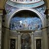 Basilica of Santa Pudenziana, view of the apse