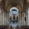 Basilica of Santa Pudenziana, interior