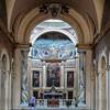 Santa Pudenziana, basilica interior
