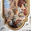 Basilica of San Pietro in Vincoli, vault fresco, Giovanni B. Parodi