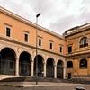 San Pietro in Vincoli, arkadowa fasada