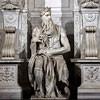 Basilica of San Pietro in Vincoli, funerary monument of Pope Julius II, fragment