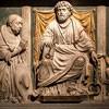 San Pietro in Vincoli, nagrobek kardynała Mikołaja z Kuzy