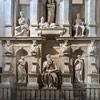 San Pietro in Vincoli, pomnik nagrobny papieża Juliusza II, Michał Anioł