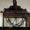 Basilica of San Pietro in Vincoli, reliquary with the chains of St. Peter