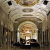 Basilica of San Pietro in Vincoli, interior from the V century
