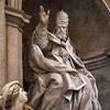 Camillo Rusconi, pomnik nagrobny papieża Grzegorza XIII, personifikacja Religii, bazylika San Pietro in Vaticano