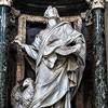Camillo Rusconi, Św. Jan Ewangelista, bazylika San Giovanni in Laterano