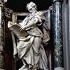 Camillo Rusconi, Św. Mateusz, bazylika San Giovanni in Laterano