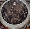 Andrea Pozzo, malowidło pozorujące kopułę w kościele Sant'Ignazio di Loyola