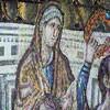 Ecclesia ex gentibus (personifikacja Kościoła pogan), koronująca św. Pawła, kościół Santa Pudenziana