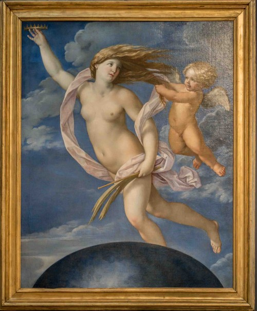 Guido Reni, Alegoria Pomyślności, Accademia di San Luca