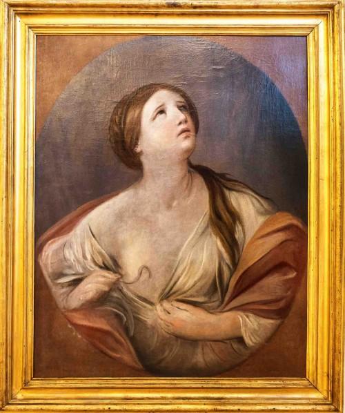 Guido Reni, Kleopatra, Pinacoteca Capitolina, Musei Capitolini