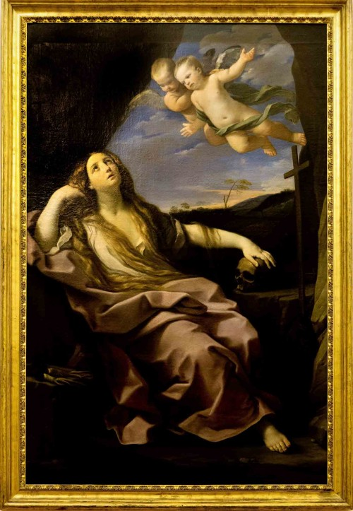 Guido Reni, Mary Magdalene, Museo Nazionale d'Arte Antica, Palazzo Barberini
