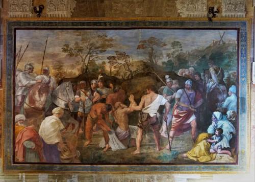 Guido Reni, Męczeństwo św. Andrzeja, oratorium Sant'Andrea