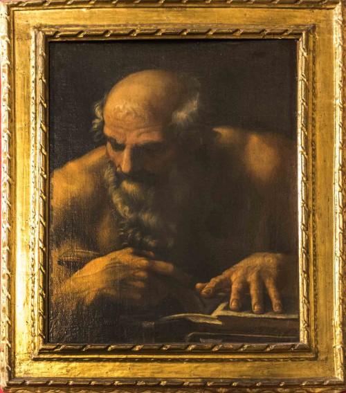 Guido Reni, Św. Hieronim, Galleria Spada
