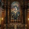 Guido Reni, altar of the Holy Trinity, Church of Santissima Trinità dei Pellegrini