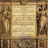 Francesco Villamoena, okładka rozprawy Galileusza Il Saggiatore