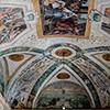 Palazzo Mattei di Giove, dekoracje malarskie pałacowej galerii, Pietro da Cortona