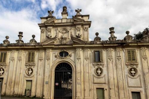 Carlo Rainaldi, Pawilon della Meridiana, Villa Borghese