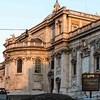 Carlo Rainaldi, fasada chóru bazyliki Santa Maria Maggiore