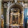 Carlo Rainaldi, ołtarz główny w kościele San Girolamo della Carità