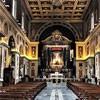 Carlo Rainaldi, ołtarz główny w kościele San Lorenzo in Lucina