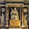 Carlo Rainaldi, pomnik nagrobny papieża Klemensa IX, bazylika Santa Maria Maggiore