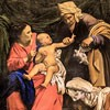 Carlo Saraceni, Our Lady and Child with St. Anne, Galleria Nazionale d'Arte Antica, Palazzo Barberini