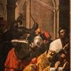 Carlo Saraceni, Męczeństwo św. Lamberta, kościół Santa Maria dell'Anima