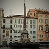 Fontana della Rotonda na Piazza della Rotonda
