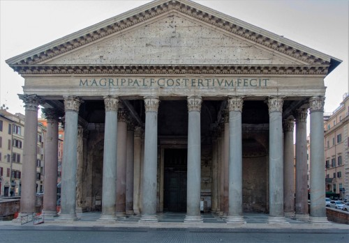 Piazza della Rotonda, Pantheon