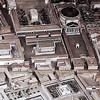 Panteon i dziedziniec świątynny w  czasach antycznych, zdj. Wikipedia