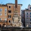 Piazza della Rotonda, fontana della Rotonda
