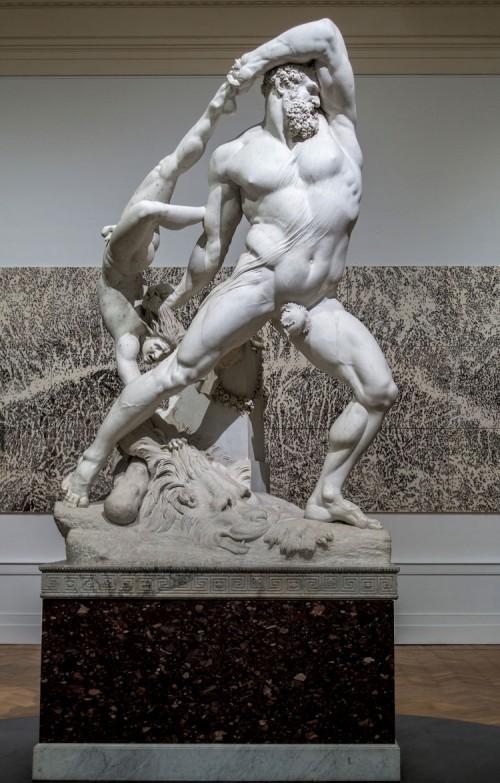 Antonio Canova, Herkules i Lichas, Galleria Nazionale d'Arte Moderna
