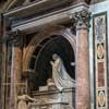 Antonio Canova, tombstone of Pope Clement XIII, Basilica of San Pietro in Vaticano
