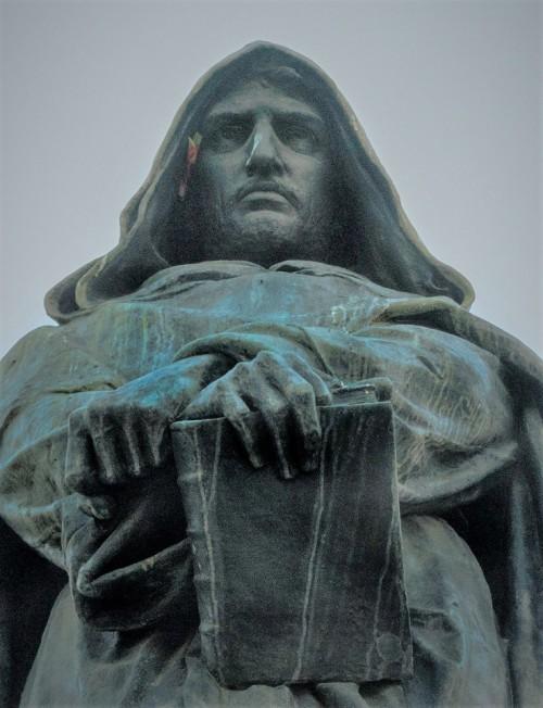 Giordano Bruno, pomnik filozofa, Campo de'Fiori
