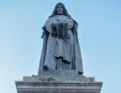 Pomnik Giordana Bruna, Ettore Ferrari