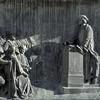 Giordano Bruno nauczający w Oksfordzie, pomnik filozofa na Campo de'Fiori