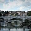 Ponte Vittorio Emanuele II - jeden z symboli zjednoczonych Włoch