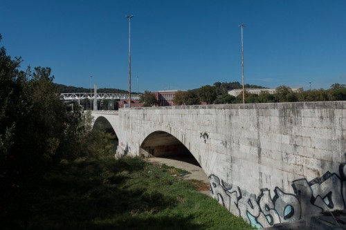 Ponte Duca d'Aosta – bridge from the years  1939-1942