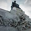 Statue of Giuseppe Mazzini, Ettore Ferrari