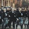 Giacomo Balla, March on Rome (Marcia su Roma), 1922