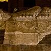 Pozostałości dekoracji bazyliki Neptuna