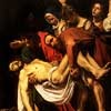 Caravaggio, The Entombment of Christ, Musei Vaticani