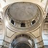 Armando Brasini, kościół Sacro Cuore Immacolato di Maria, płaska kopuła