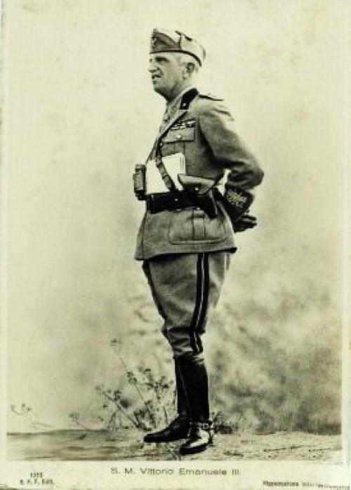 Wiktor Emanuel III, 1936 r., zdj. Wikipedia